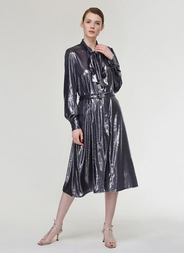 Nenuphar Atelier Elbise Antrasit